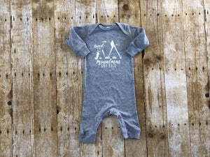 GSF- Loved to the MTNS and Back Onesie