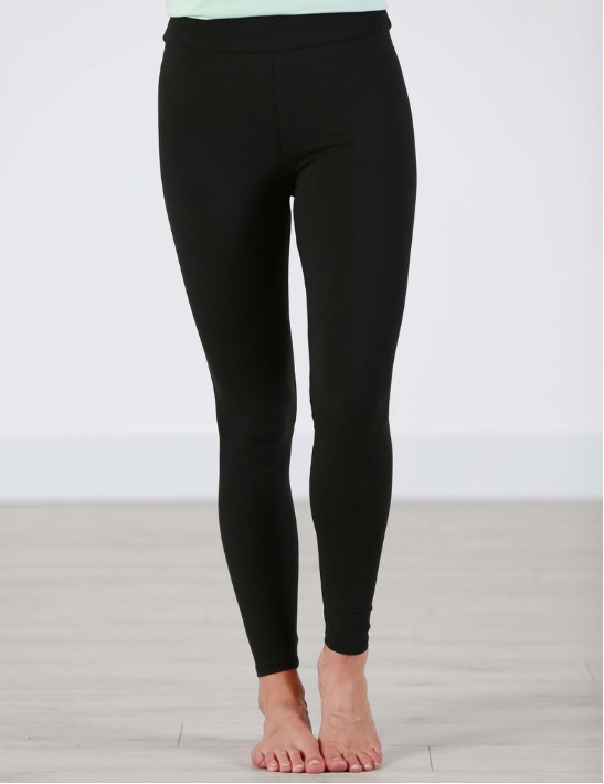 Black Leggings- SOFTEST Leggings Around