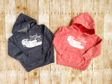 GSF- Kids Hoodie- Loved Like No Otter