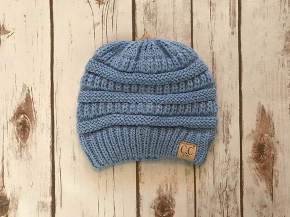 C.C. Beanie Kids, Pale Blue