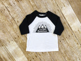 GSF- Kids Tee- Loved Bigger Than MTNS