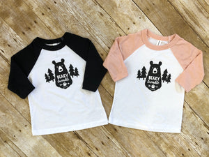 GSF- Kids Tee- Beary Loveable