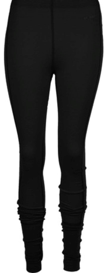 Skhoop Merino Long Tights- Black