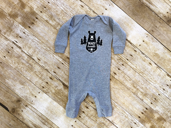 GSF- Bearly Loveable Onesie