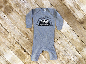 GSF- Loved Bigger Than MTNS Onesie