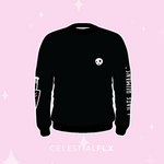 SWEATER | I HATE HUMANS (ALL BLACK)