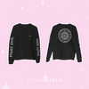 SWEATER | FIGHT EVIL, WIN LOVE SWEATER | BLACK