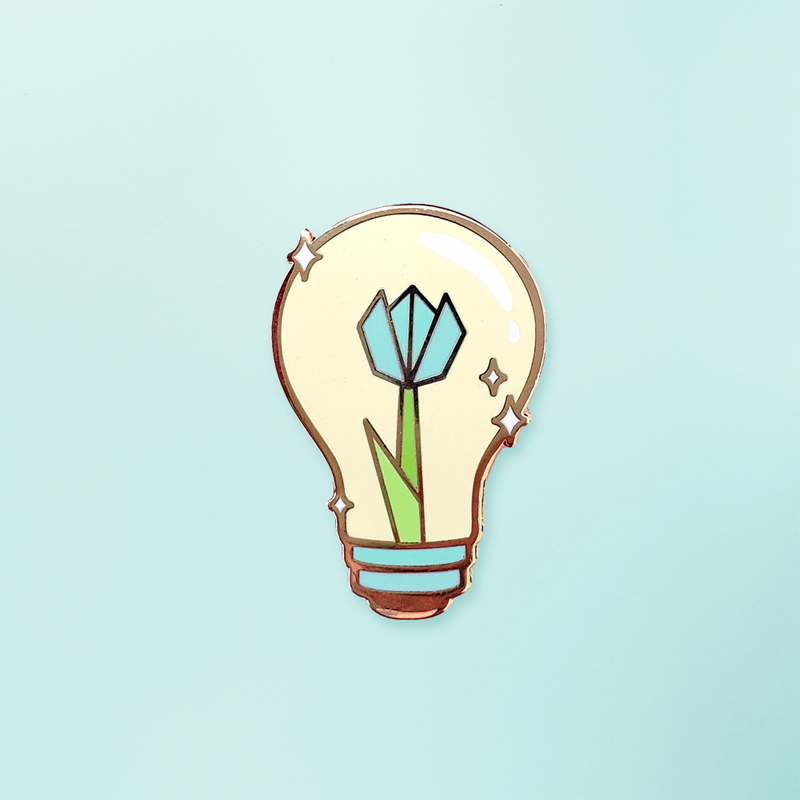 TOO LIT TULIP | BLUE