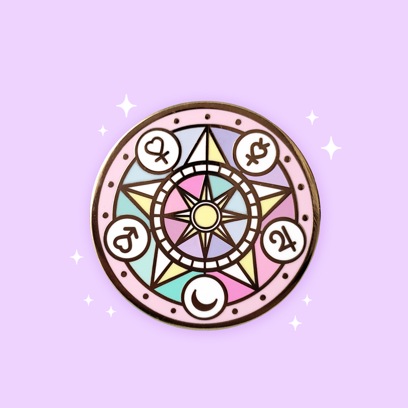 MOONIE WITCH | MAGIC CIRCLE V2