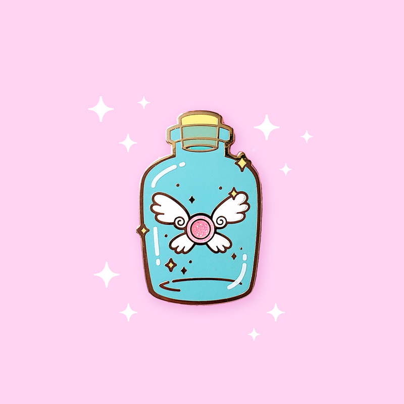 LOZ | FAIRY BOTTLE | PINK
