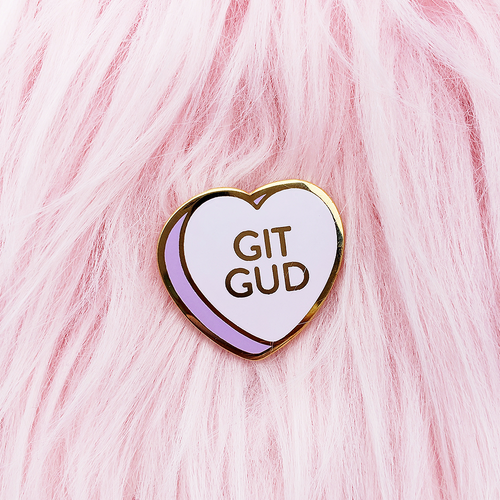 CANDY HEART | GIT GUD