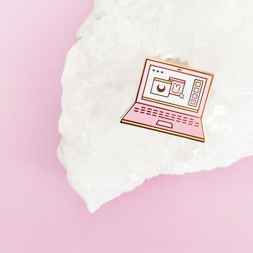 PINK SUGAR ART | USAGI'S LAPTOP