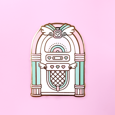 PINK SUGAR DINER | MAGICAL JUKEBOX