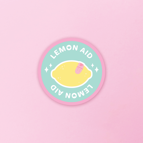 STICKER | LEMON AID