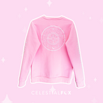 SWEATER | FIGHT EVIL, WIN LOVE SWEATER | PINK