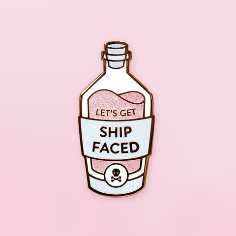 PASTEL PIRATE | SHIP FACED RUM
