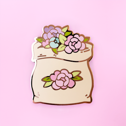 PATREON | SACK OF FLOWER (SUMMER)