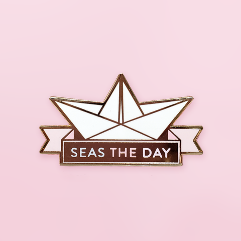 PASTEL PIRATE | SEAS THE DAY