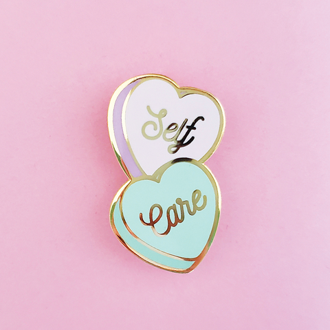 CANDY HEART | SELF CARE