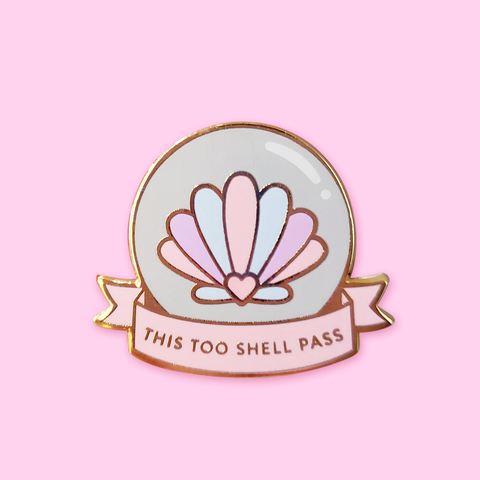PATREON | THIS TOO SHELL PASS