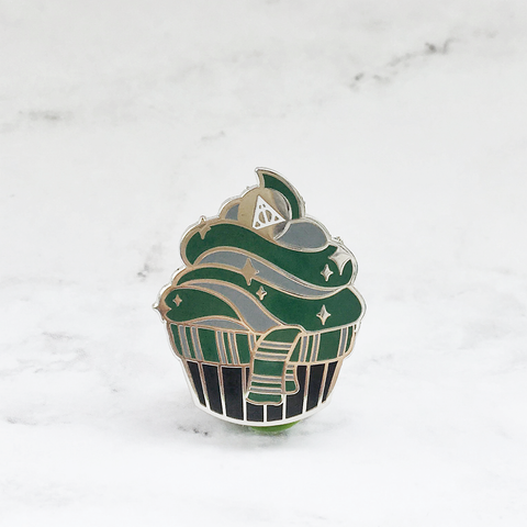 POTTERCAKE | SLYTHERIN