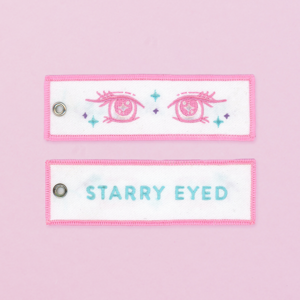 KEYCHAIN | STARRY EYED