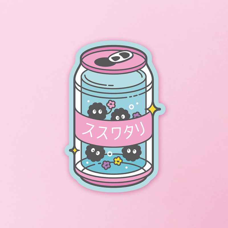 STICKER | SOOT SPRITE CAN