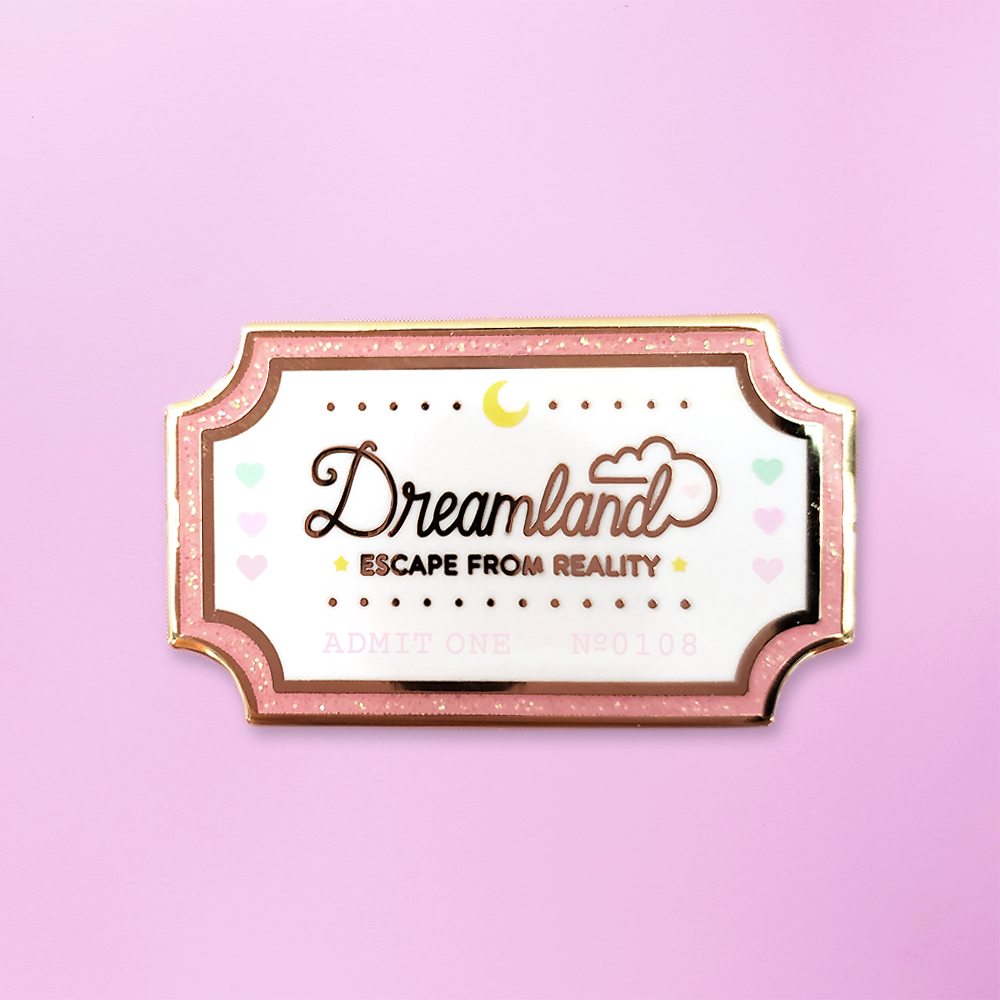 DREAMLAND | TICKET