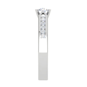 Harmony Platinum Couple Rings with Diamonds JL PT 530