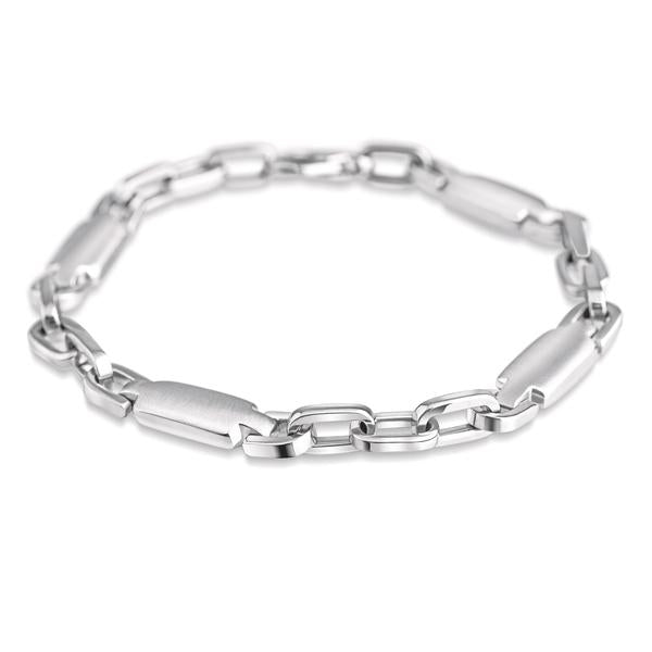 Classic Platinum Evara Bracelet for Men JL PTB 643