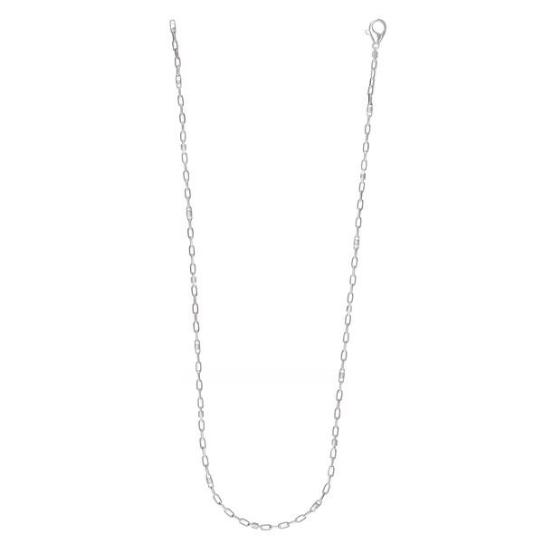 Lightweight Platinum Evara Chain for Men JL PT 746