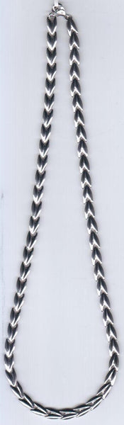 Japanese Platinum Chain for Men JL PT 723 in India