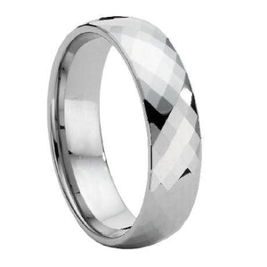 Mirror Finish Platinum Love Bands JL PT 948