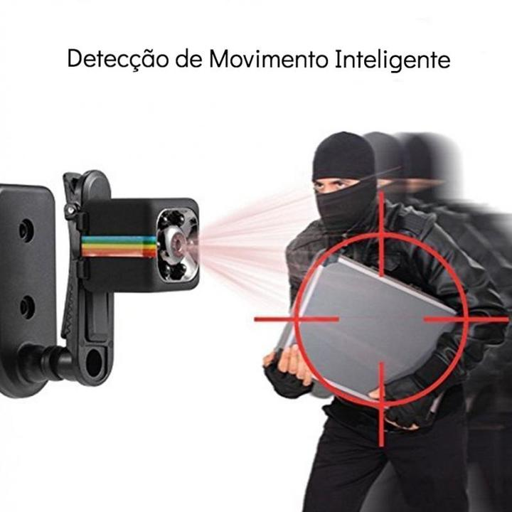 MINI CÂMERA SECURITY PRO