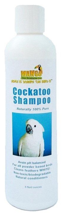 Mango Pet Products Cockatoo Shampoo