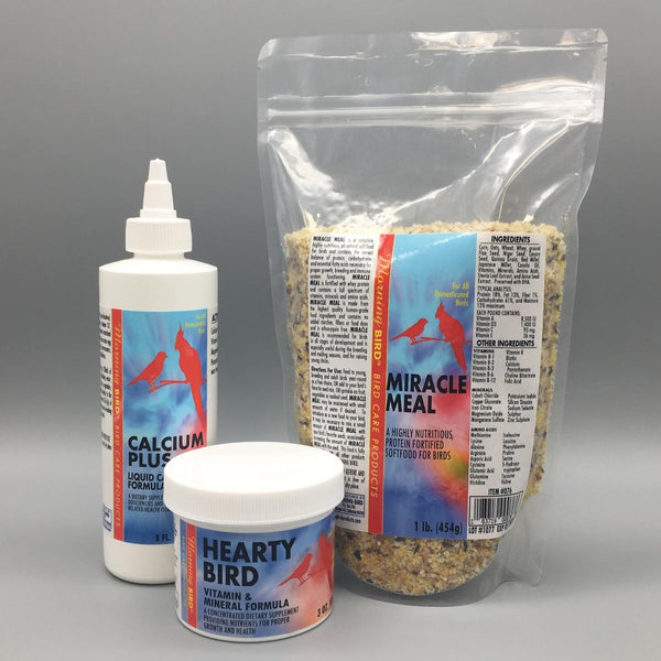 HEALTHY BIRD KIT ($52.97 Value)