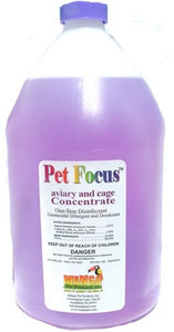 Pet Focus Aviary and Cage Cleaner (concentrate)