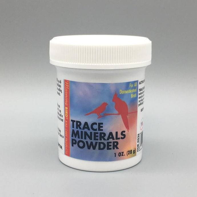 Trace Minerals Powder