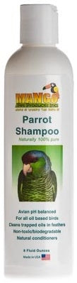 MANGO PET PRODUCTS PARROT SHAMPOO
