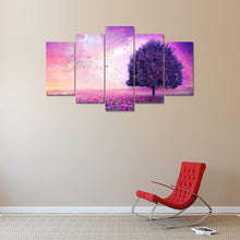 Load image into Gallery viewer, Dreamy Purple Tree Flower