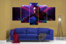Load image into Gallery viewer, Framed 5 Pieces DJ-9 designs (20x35,45,55 only)