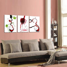 Load image into Gallery viewer, Splash of Red Wine