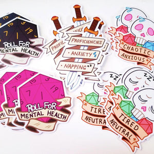 Will Save Sticker (Pink)