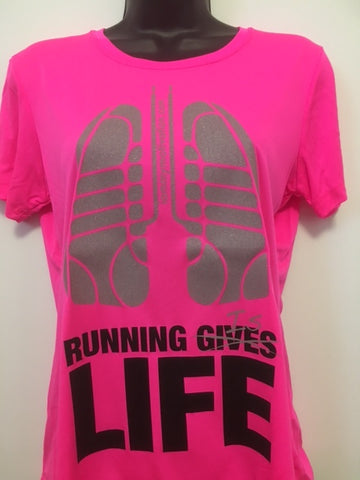 Running is Life - Pink
