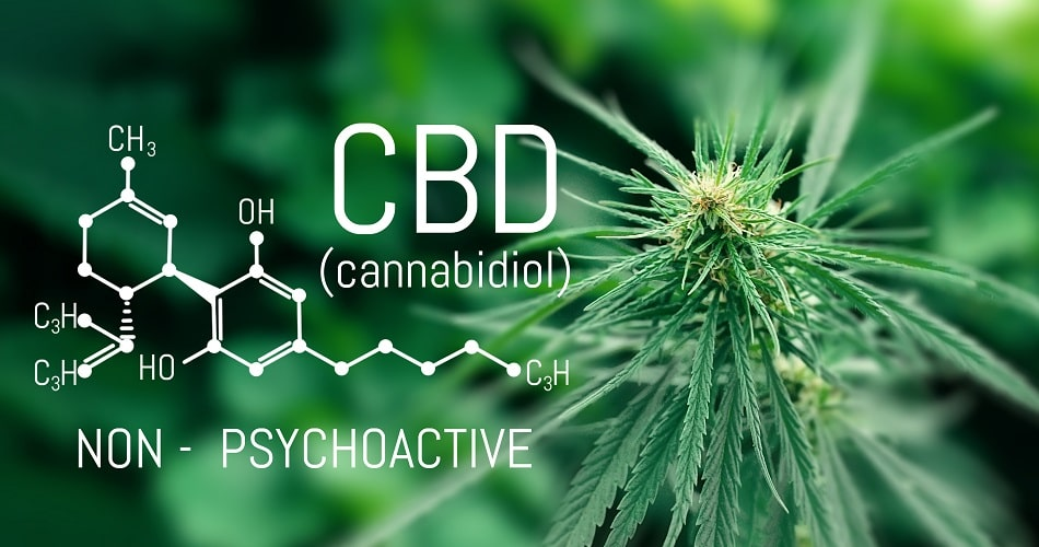 cbd is non-psychoactive, how does cbd make you feel