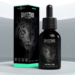 White Tiger CBD Oil, AppleBite 1000mg