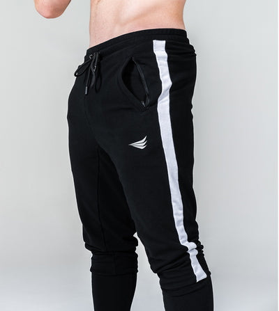LIMITLESS JOGGERS - MIDNIGHT BLACK