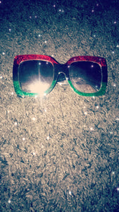 Red & Green Shades