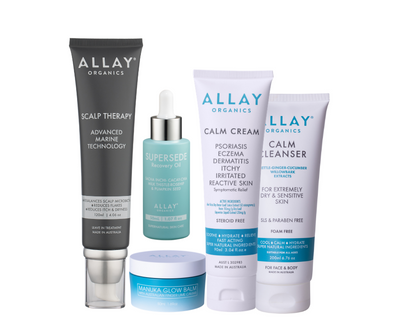 Ultimate Skin & Scalp Bundle