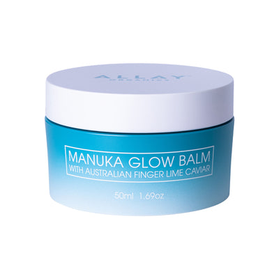Manuka Glow Balm With Australian Finger Lime Caviar- Delivery Late Jan 2020